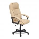 Кресло компьютерное TC бежевый 136х63х47 см